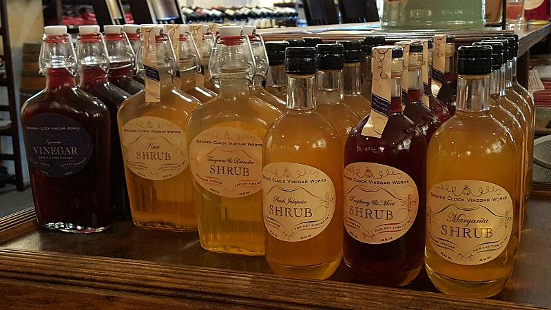 Shrub Drinking Vinegar