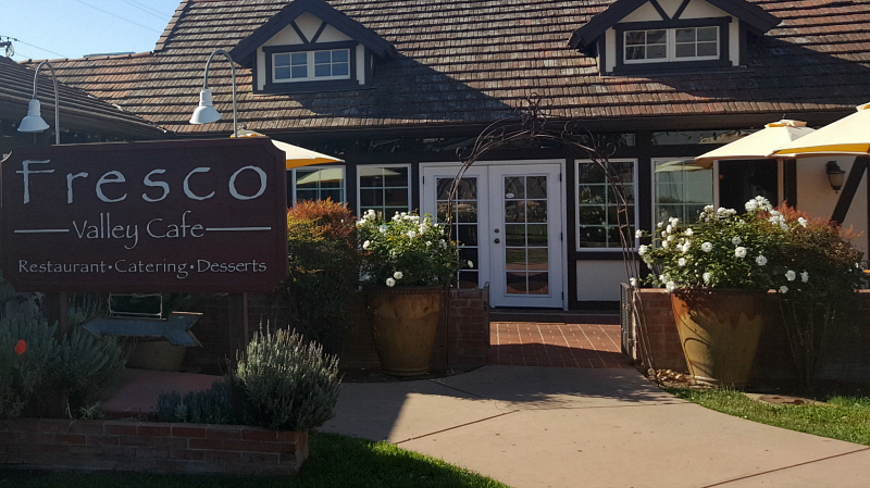 Fresco Valley Cafe in Solvang USA