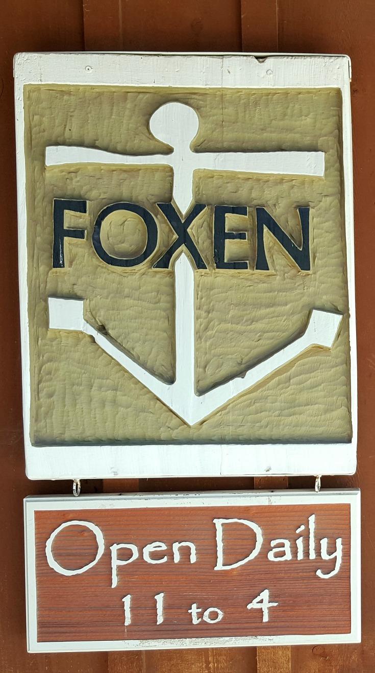 Wine Tasting at Foxen Vineyard and Winery in Santa Maria, California