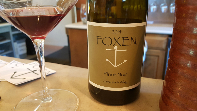 Foxen Vineyard and Winery in Santa Maria