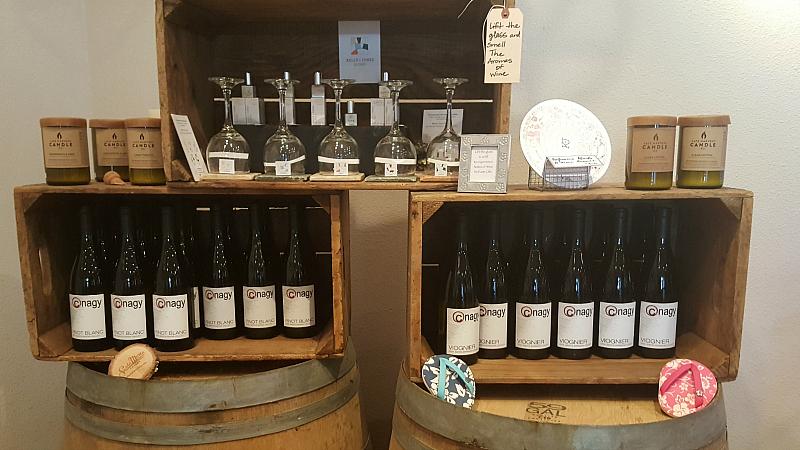 Nagy Wines Tasting Room in Orcutt, California