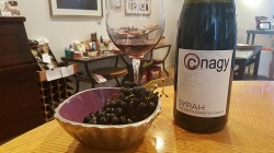 Nagy Wines Tasting Room in Orcutt, California