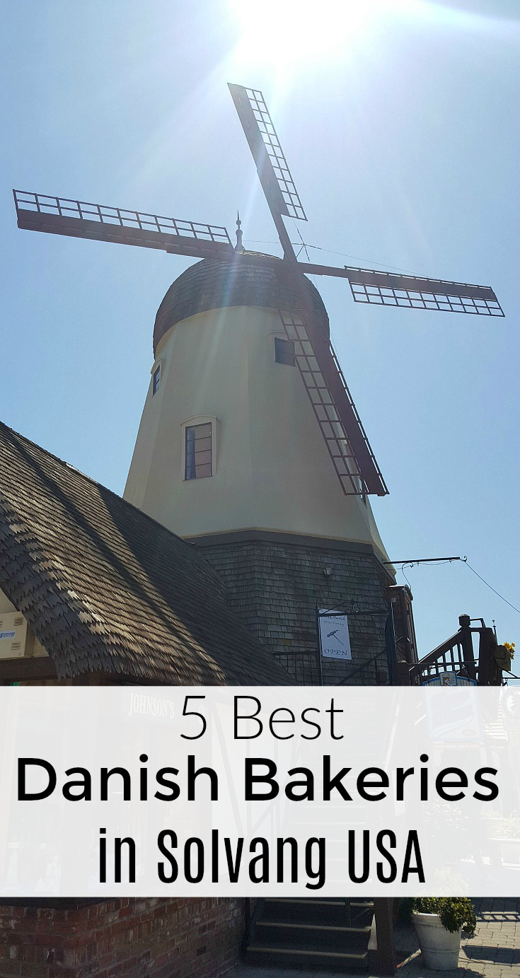 5 Best Authentic Danish Bakeries in Solvang USA
