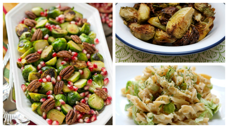 Best Vegetarian Brussels Sprouts Recipes