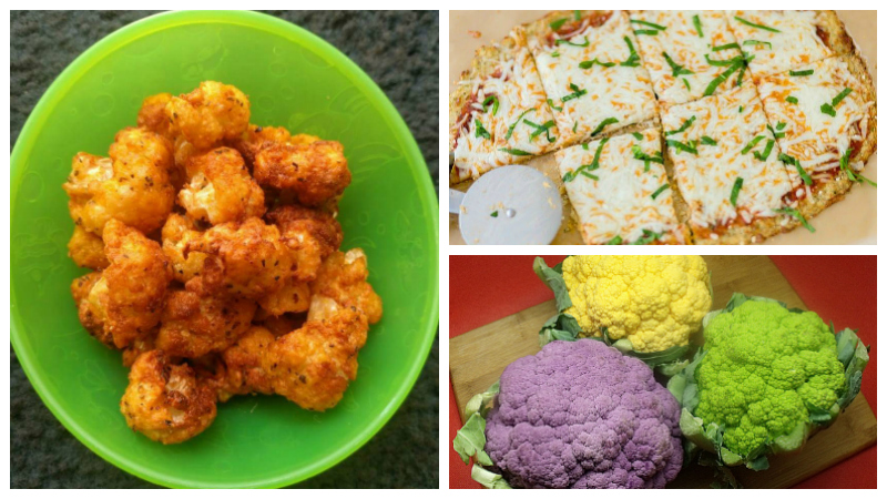 15 Vegetarian Cauliflower Recipes