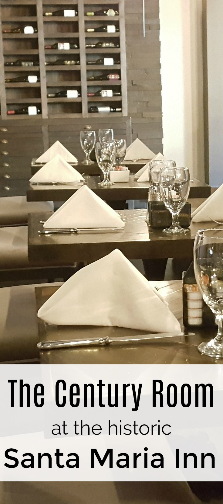 The Century Room Restaurant at Historic Santa Maria Inn