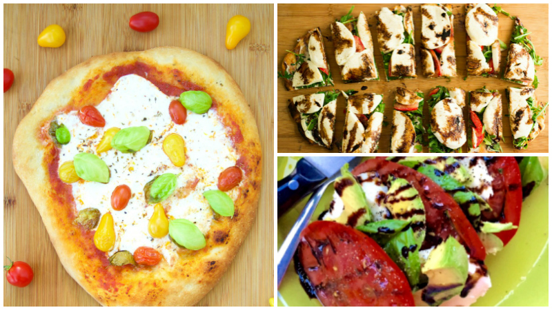 Fresh Mozzarella Recipes