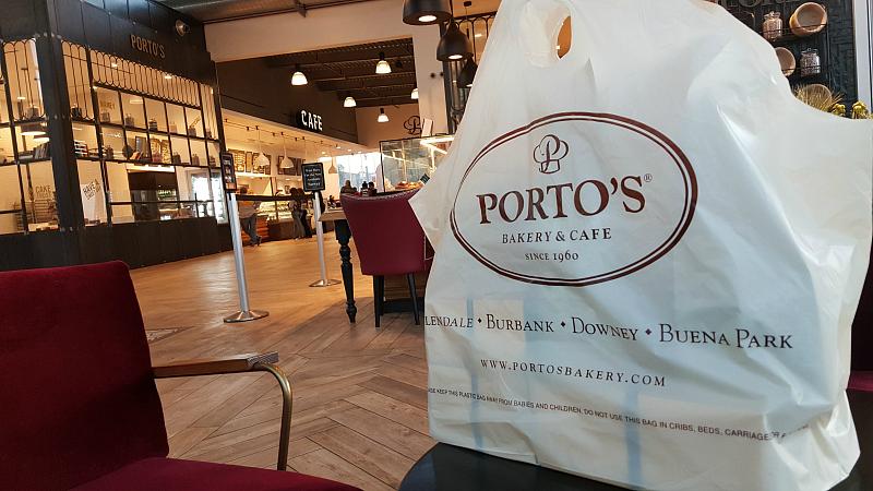 Buena Park Portos Bakery and Cafe
