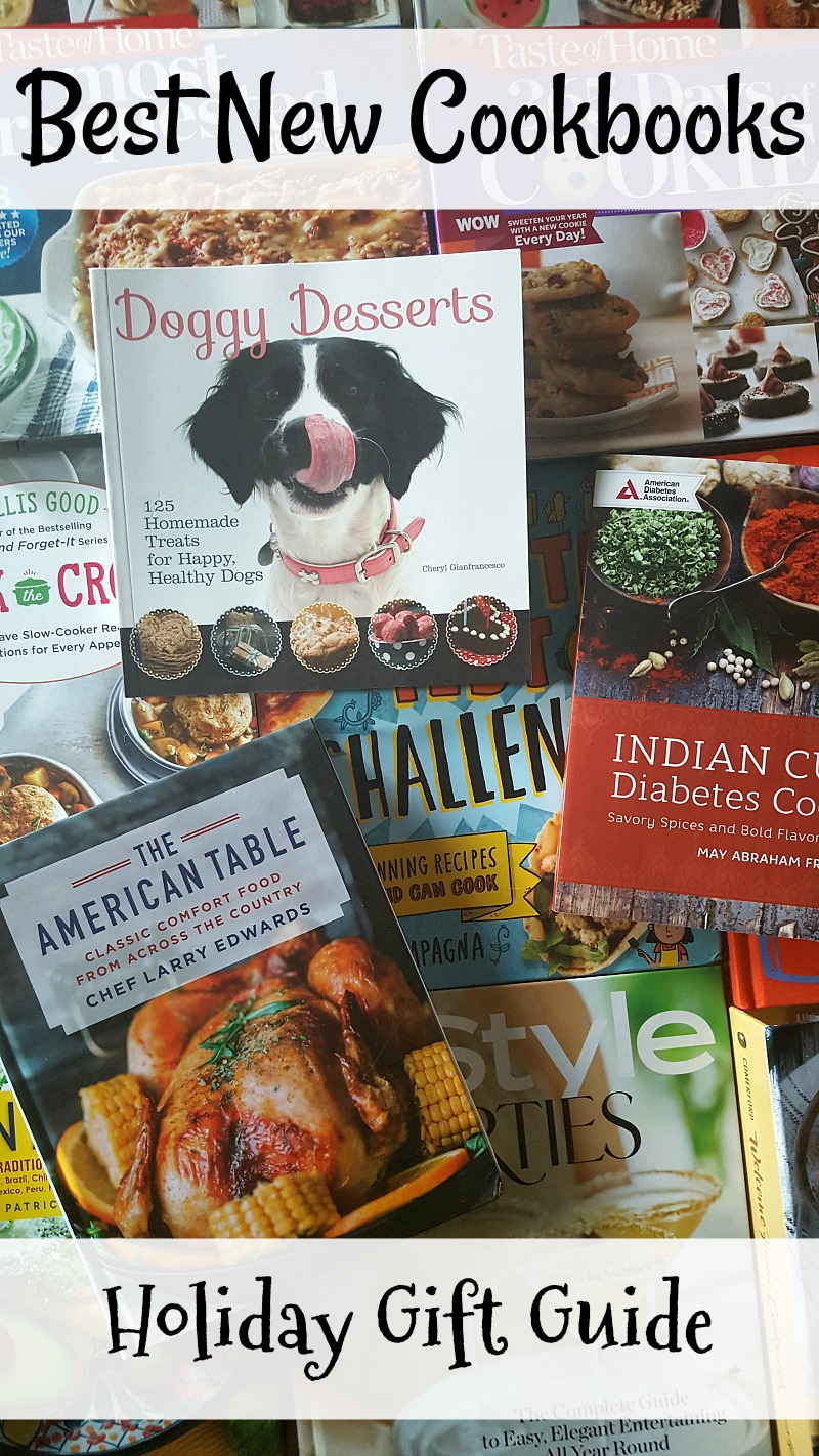 Holiday Gift Guide - Best New Cookbooks
