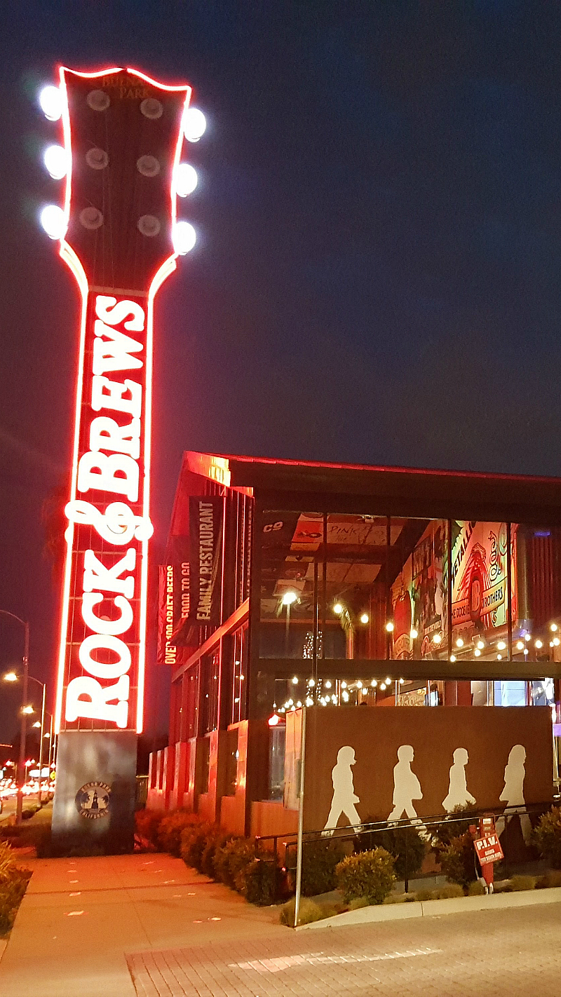 Rock and Brews Buena Park Orange County California