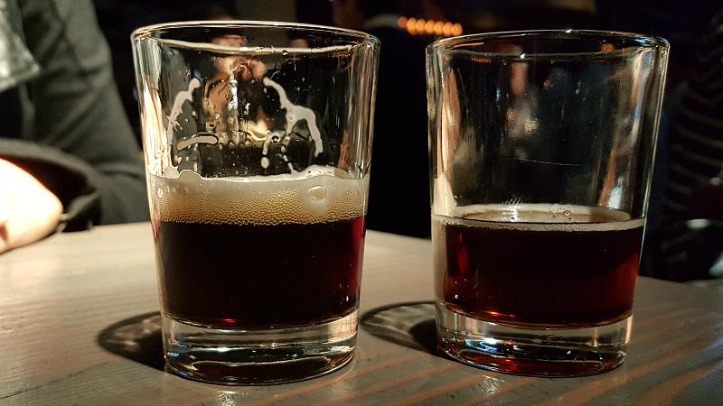 Craft Beer Tasters at Karl Strauss Anaheim