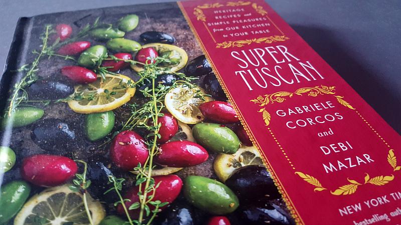 Super Tuscan Cookbook