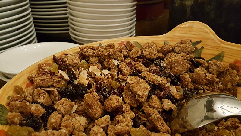 Alisal Famous Homemade Granola