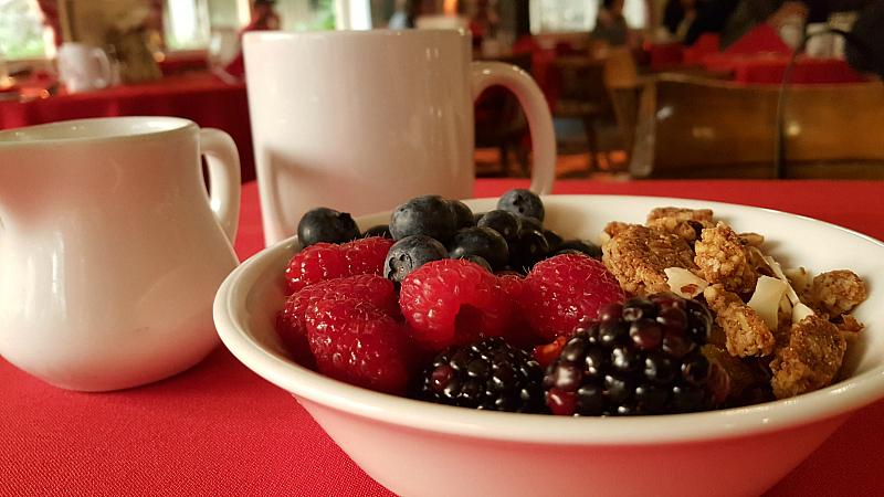 Alisal Ranch Breakfast Included