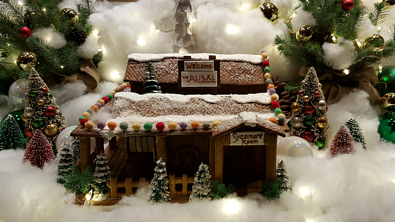 Alisal Ranch Holiday Decor