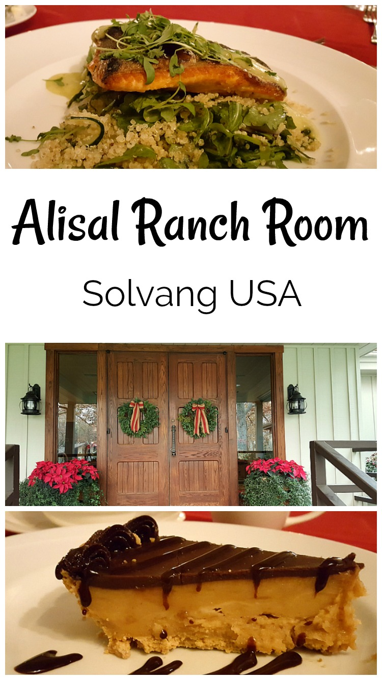Alisal Ranch Room Formal Dining at The Alisal Guest Ranch Solvang California