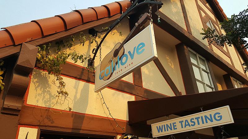 Calilove Wine Tasting
