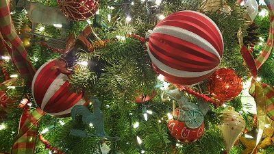 Julefest Christmas Tree Ornaments