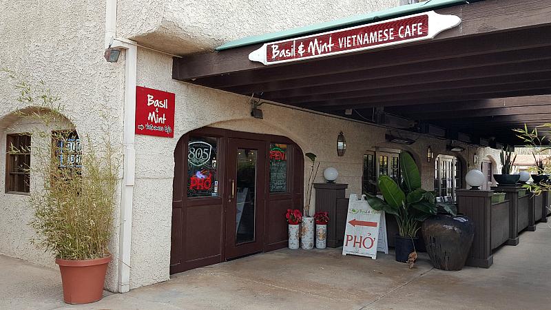 basil and mint vietnamese cafe camarillo california