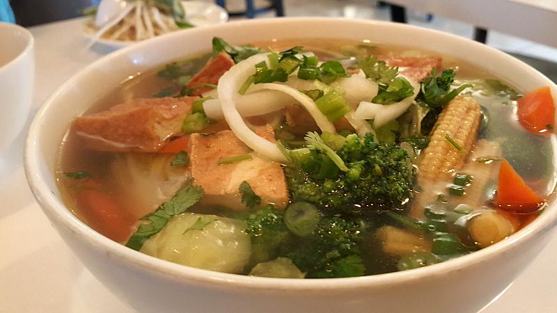 camarillo vietnamese cafe vegetarian pho