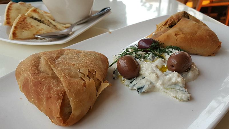 petros kafe solvang greek appetizers