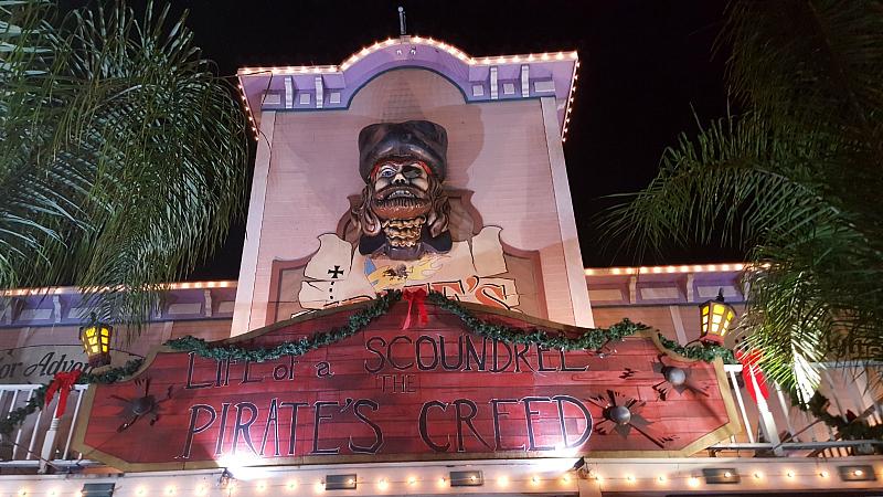 Pirates Advenutre Theater Buena Park