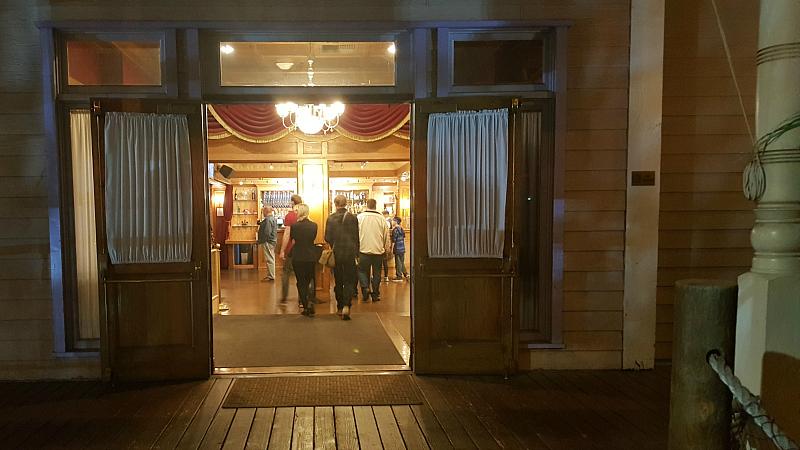 Pirates Dinner Adventure Entrance