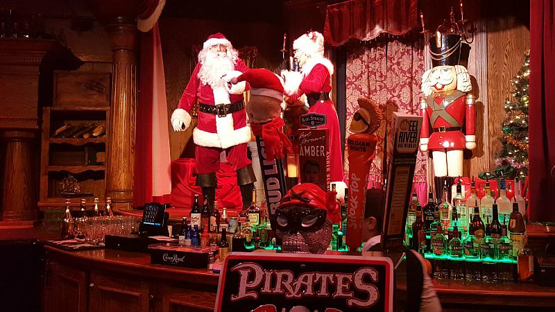 Pirates Dinner Adventure Pirates Take Christmas