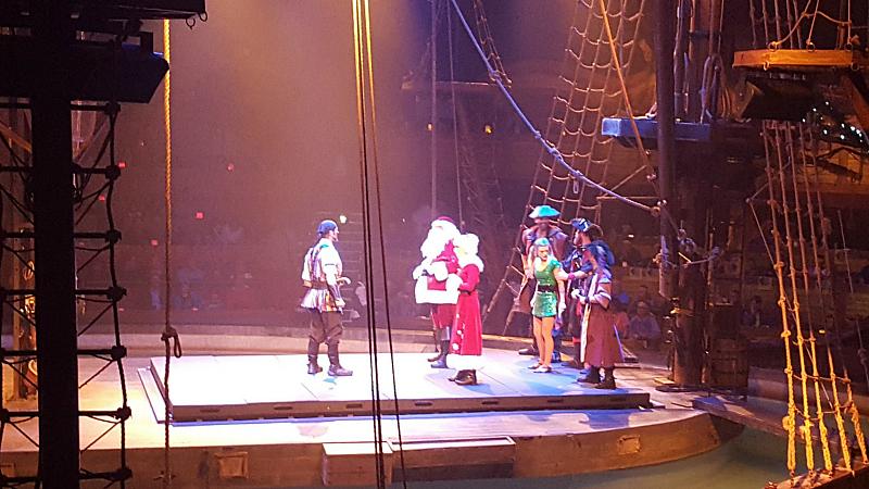 Pirates Dinner Adventure Christmas Show