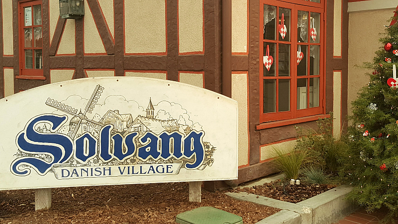 solvang danish village visitors center