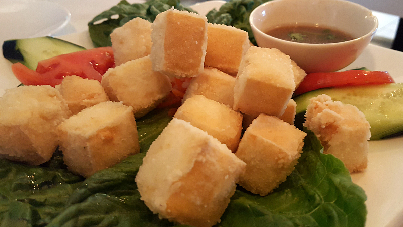vietnamese fried tofu