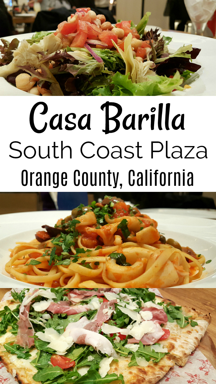Italian Restaurants By South Coast Plaza