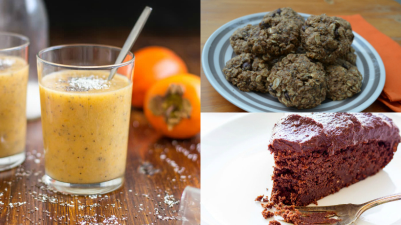 Chia Recipes Smoothie Cookies Cake