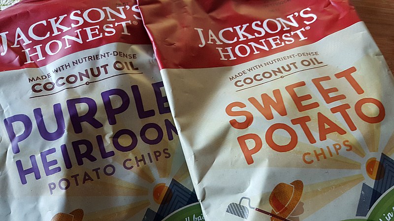 Jacksons Honest Potato Chips