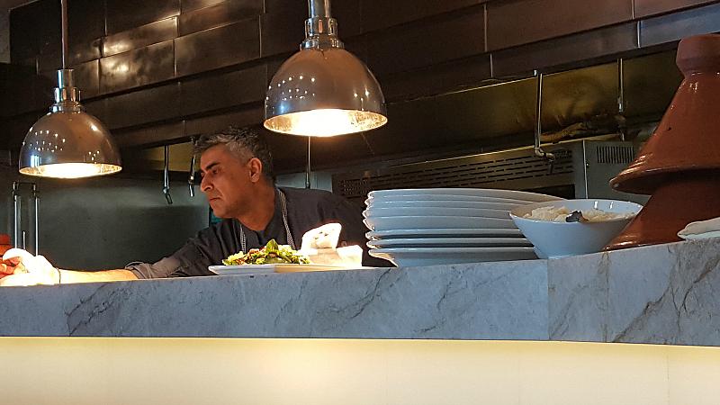 Chef Majid Mezzet South Coast Plaza