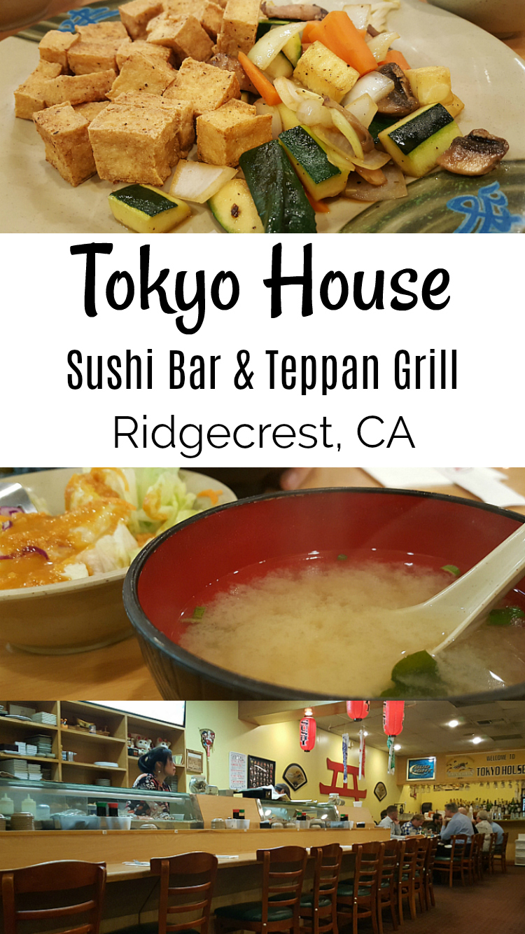 Ridgecrest Japanese restaurant - Sushi bar and teppan grill