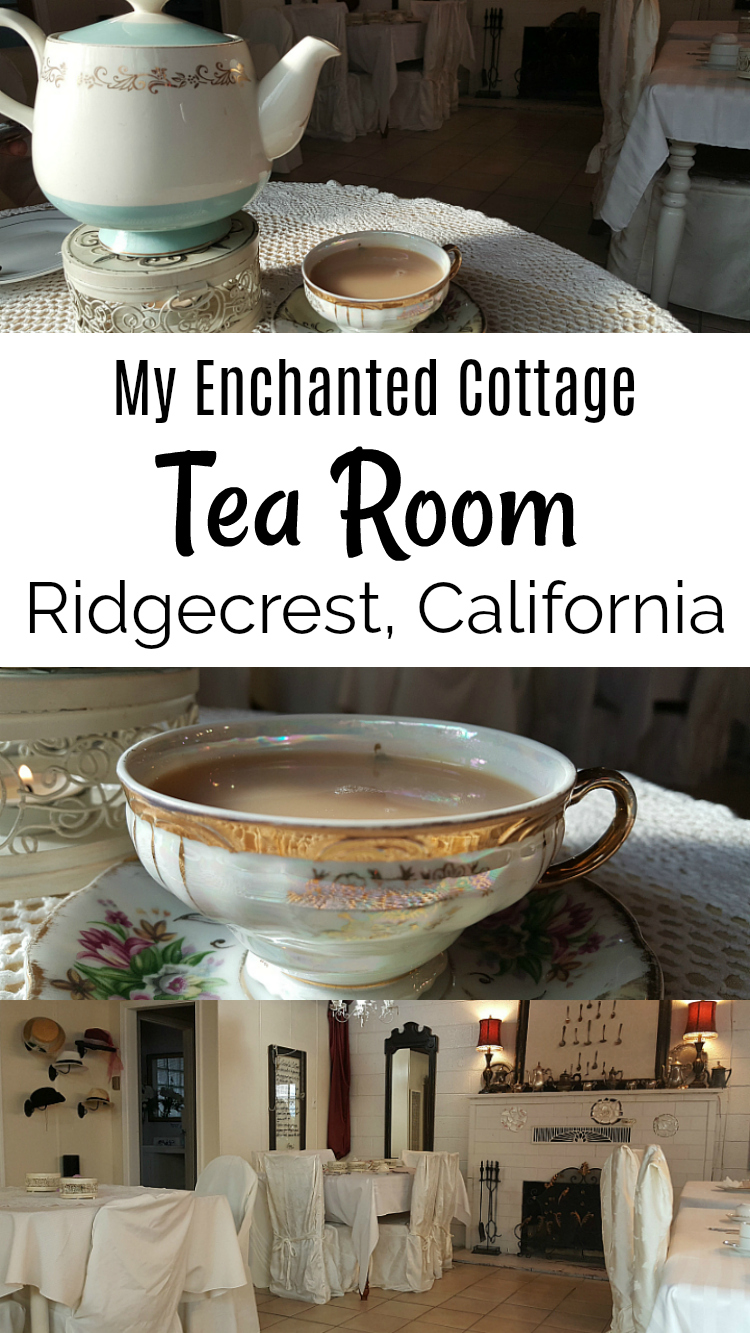 Ridgecrest Tea Room - My Enchanted Cottage Afternoon Tea