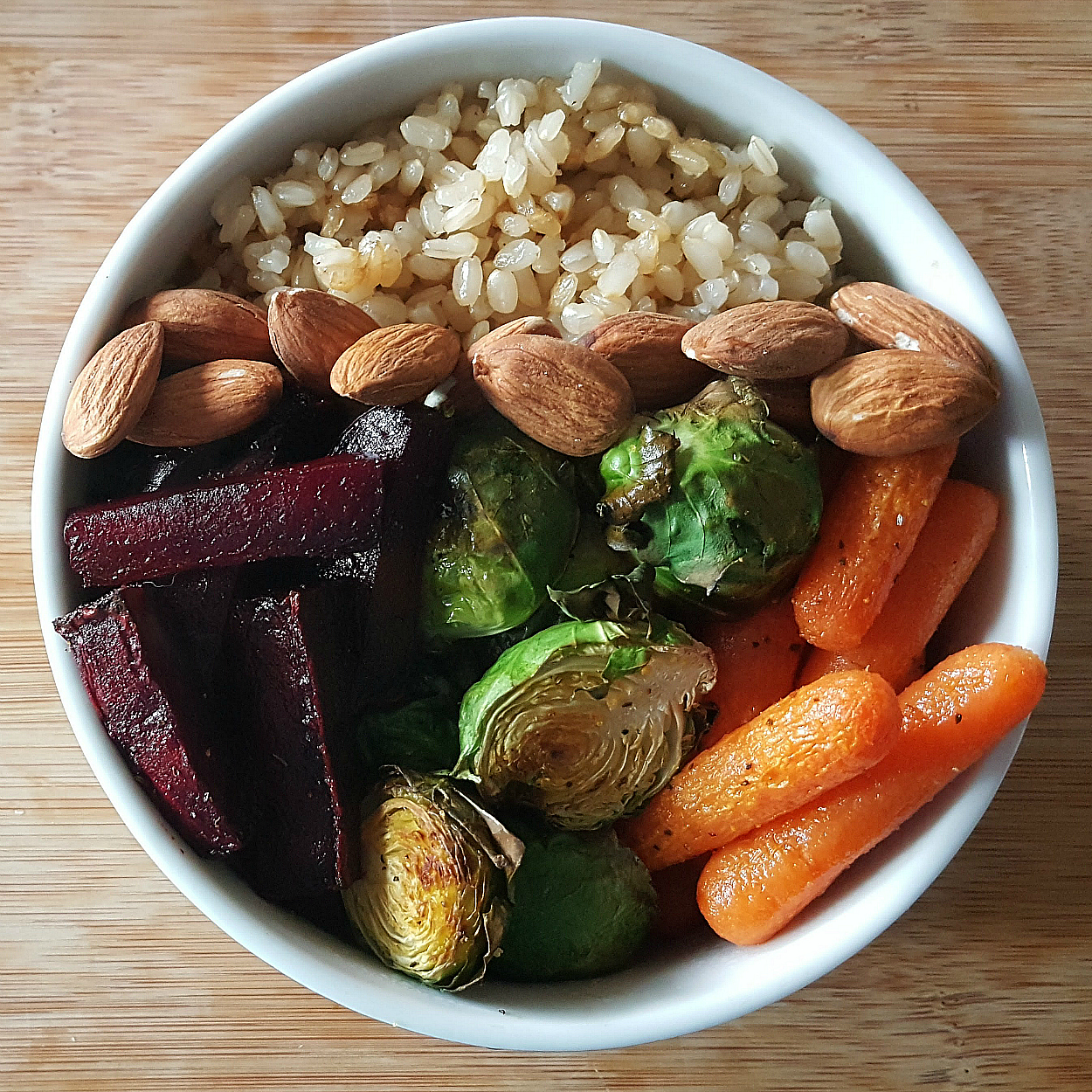 buddha bowl brown rice