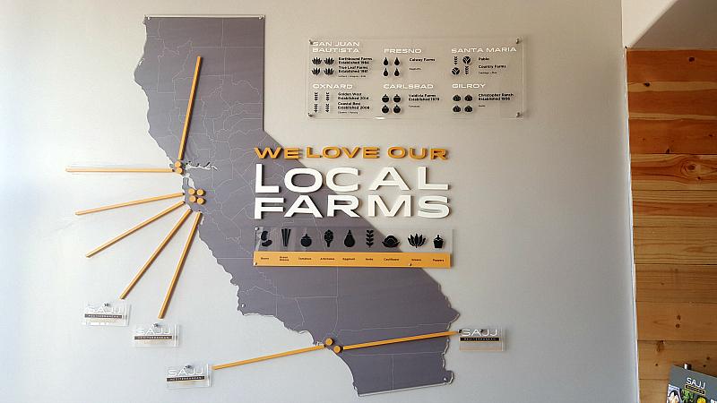california grown local farms