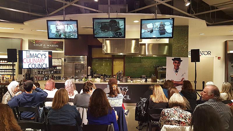 macys culinary council event costa mesa