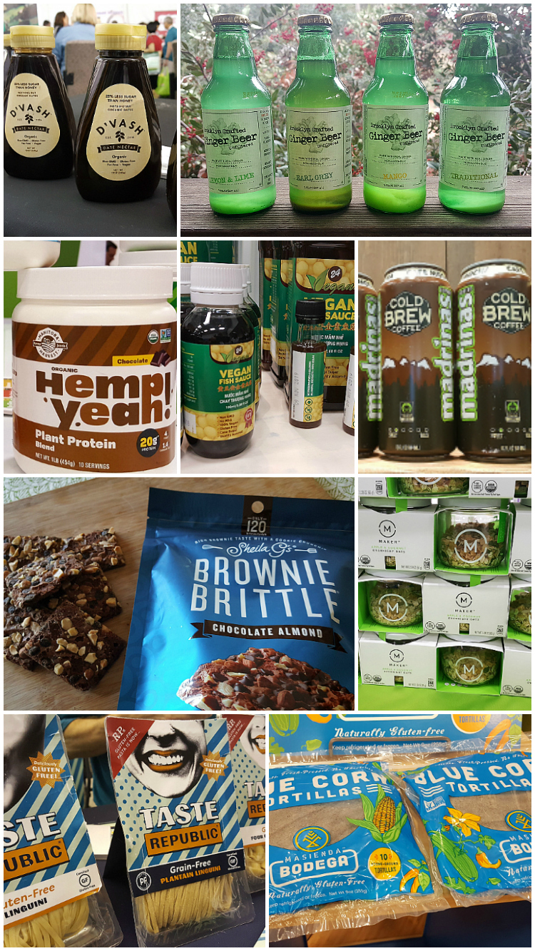Expo West Vegetarian Favorites - Natural Products ExpoWest 2018