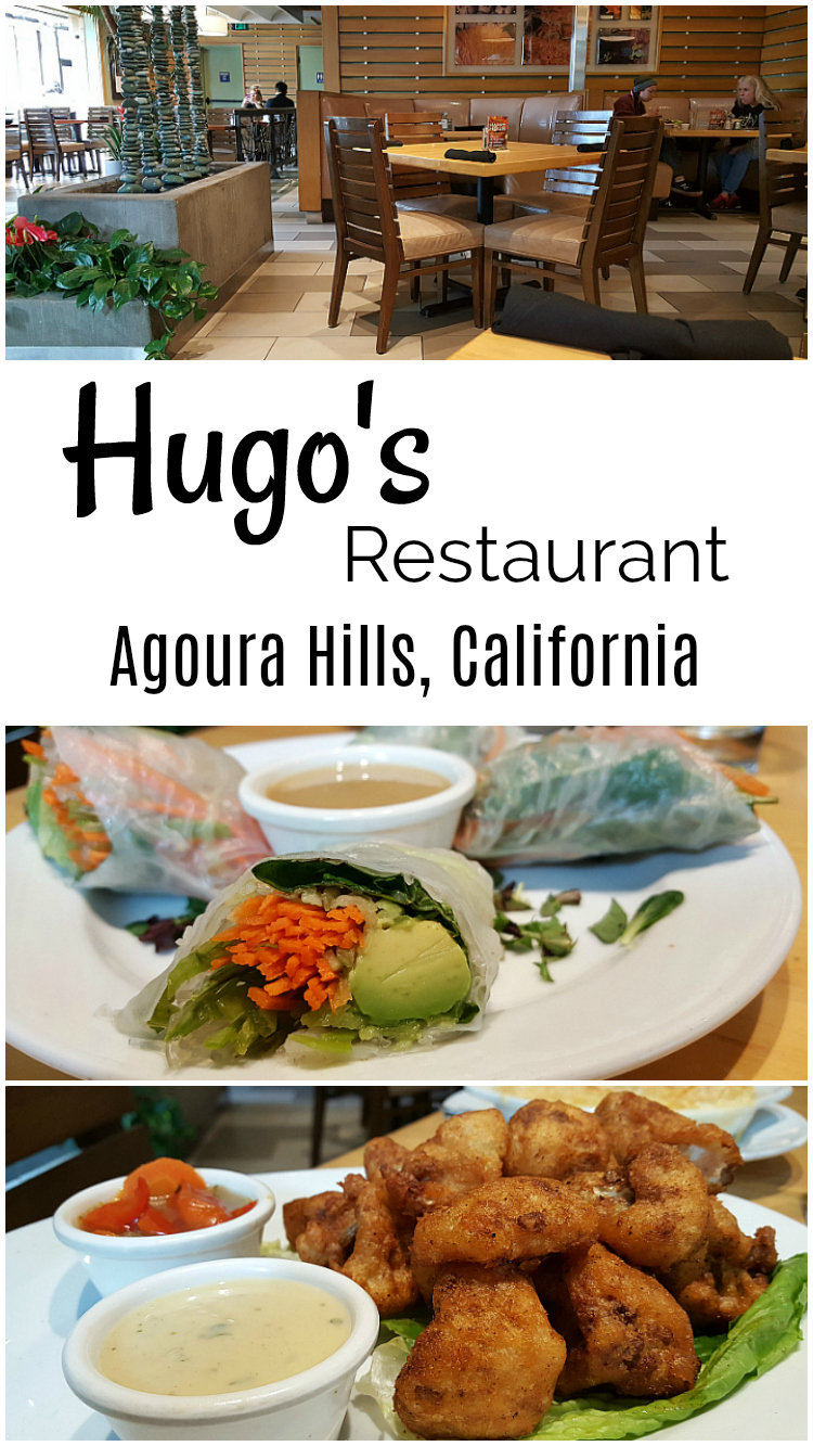 Hugo's Agoura Hills - California restaurant great for special diets