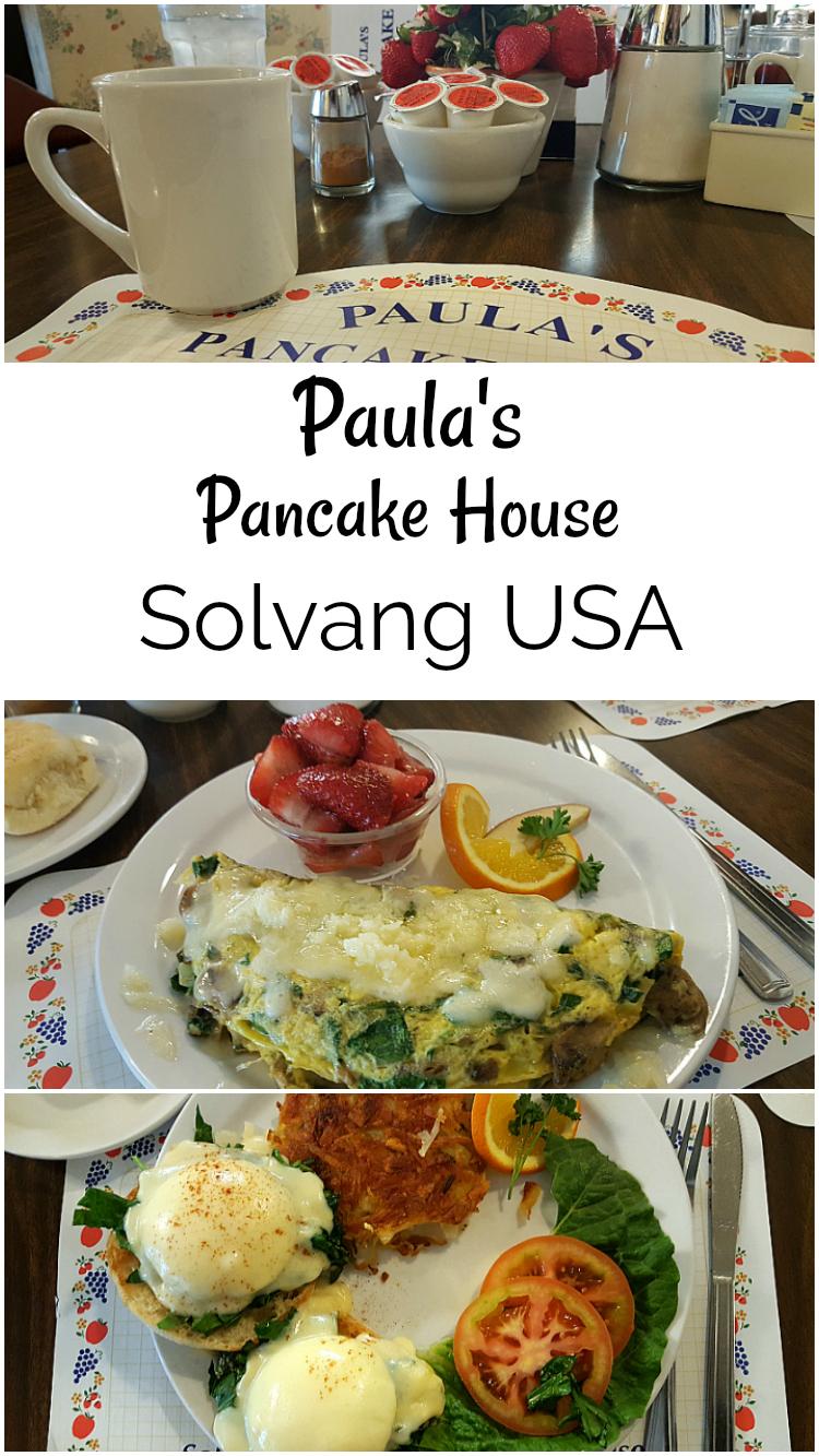 Solvang Breakfast Restaurant - Paula's Pancake House