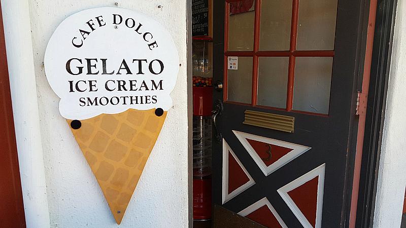 cafe dolce gelato solvang