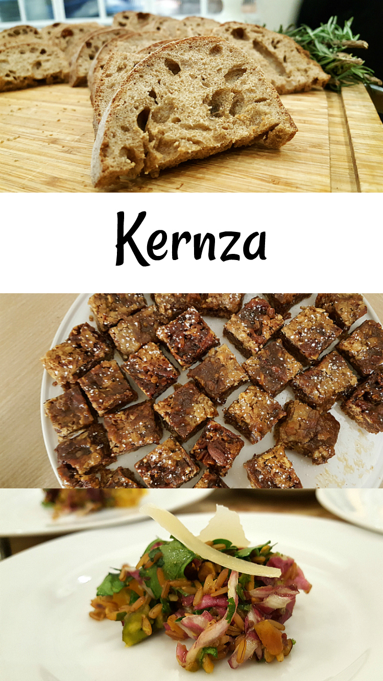 What is Kernza?
