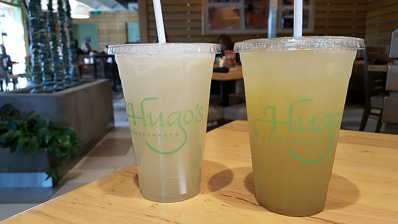 lemonade hugos