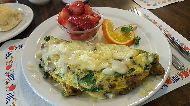 paulas omelet