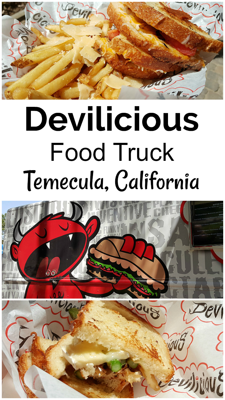 Devilicious Food Truck in Temecula - As seen on The Great Food Truck Race Season 2