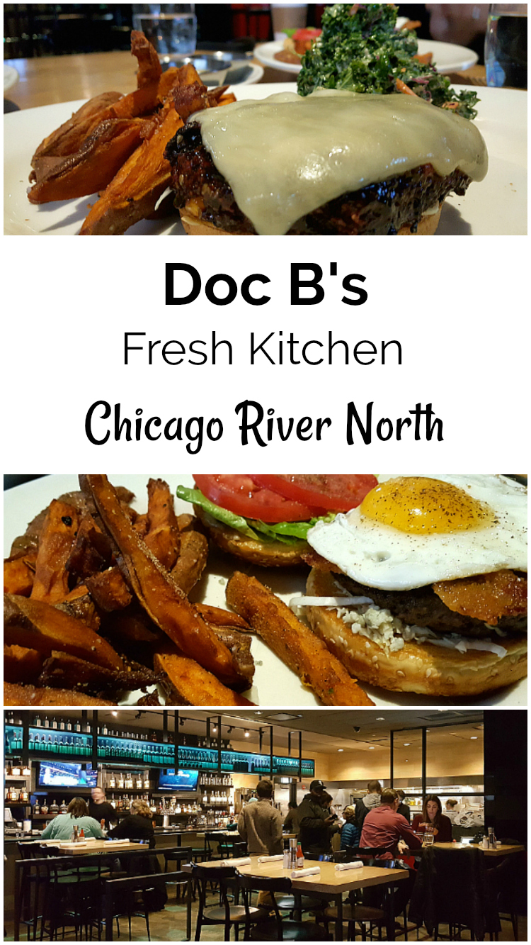 Doc Bs Chicago River North Restaurant - Doc Bs Fresh Kitchen