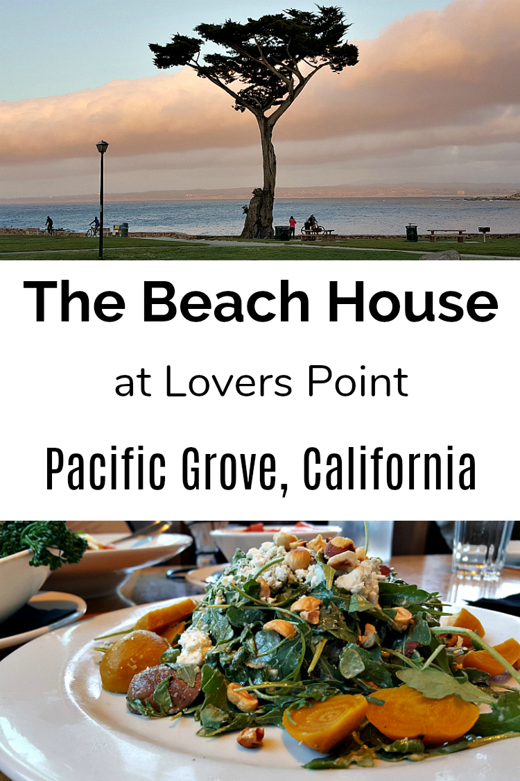 Lovers Point Beach House - The Beach House at Lovers Point - Pacific Grove, California